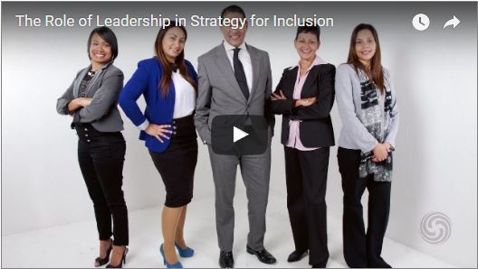 Leadership critical to diversity